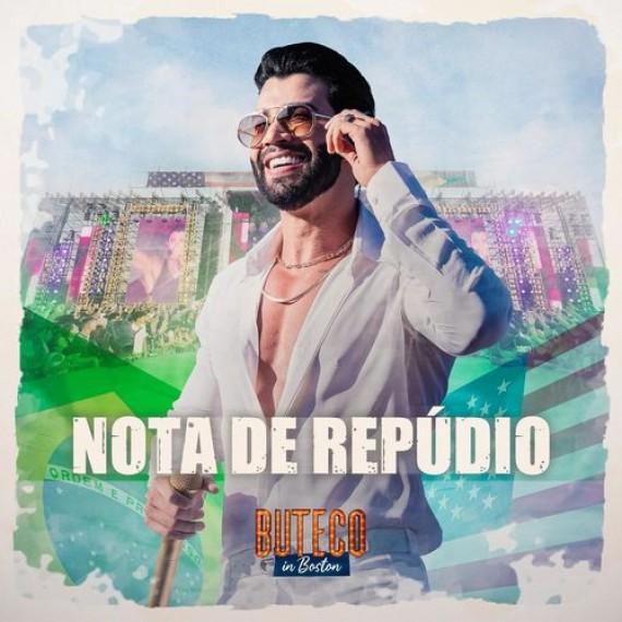 Gusttavo Lima - Nota de Repúdio